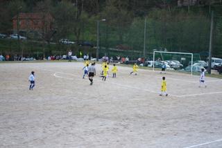 Foram vários os jogos de futebol (sobretudo entre os jogadores das escolinhas dos Unidos de Rossas). Mas até os veteranos deram a «sua perninha».